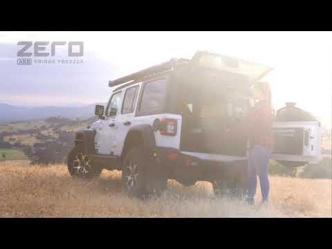 ARB Zero 47 Quart Single Zone Portable Fridge Freezer 10802442