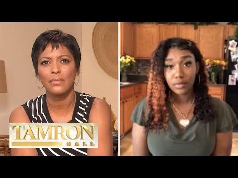 Tamron Hall Show: I Lost My Mom to Domestic Violence During Pandemic