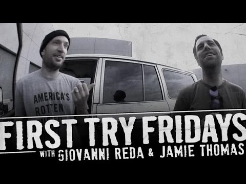 Jamie Thomas - First Try Friday