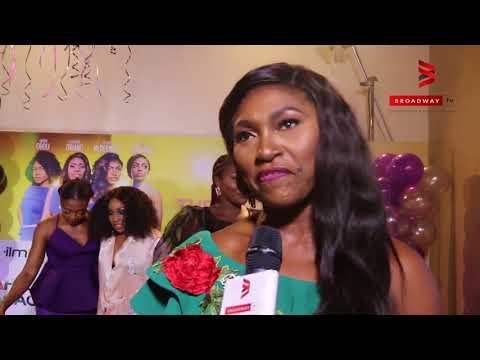 Omoni Oboli, Rita Dominic, Blessing Egbe and more dazzle at the premier of