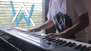 Alan Walker - Darkside - PIANO (feat. Au/Ra and Tomine Harket)