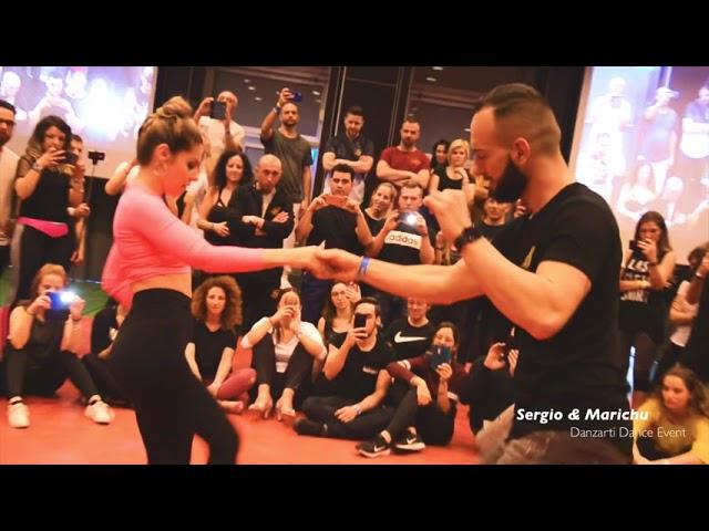 Sergio & Marichu - DJ Khalid - Déjame Robarte un Beso