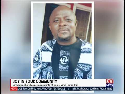Joy in your Community - The Pulse on JoyNews (15-7-19)