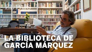MÉXICO | Nos Adentramos En La BIBLIOTECA Personal De Gabriel García MÁRQUEZ