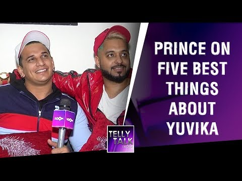 Prince Narula shares 5 best things about Yuvika, his new music video & more | Exclusive