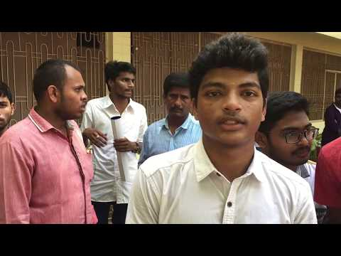 Students from Amrit Sai college shares for Rally for Rivers