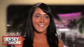 Angelina Supercut: Dirty Little Hamster's Best Moments   Jersey Shore   MTV