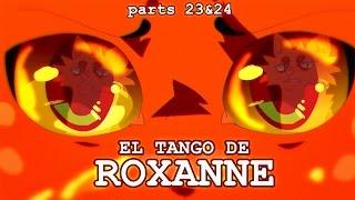 Warrior Cats MAP: El Tango de Roxanne p.23 & p.24