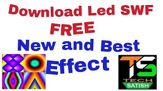 download led edit effect swf and tol files - मुफ्त ऑनलाइन