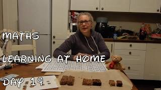 Reception MATHS Day 14 - Learning At Home