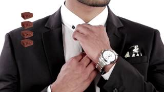 5 Rules for Formal Dressing