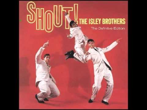 Isley Brothers - Shout Parts 1 And 2 - RCA 7588 - 1959