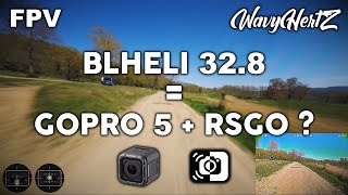 BLHELI32.8 Variable PWM Frequency : Solution pour Gopro 5 Session avec Reelsteady GO ? Freestyle FPV