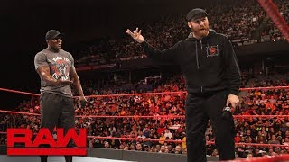Sami Zayn's sardonic public apology sets the stage for a battle with Bobby Lashley at WWE Money in the Bank. Get your first month of WWE Network for FREE: http://wwenetwork.com Subscribe to WWE on YouTube: http://bit.ly/1i64OdT Visit WWE.com: http://goo.gl/akf0J4 Must-See WWE videos on YouTube: https://goo.gl/QmhBof