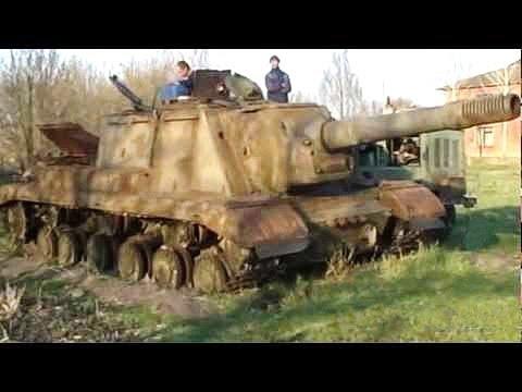 15 Most Amazing Abandoned Tanks