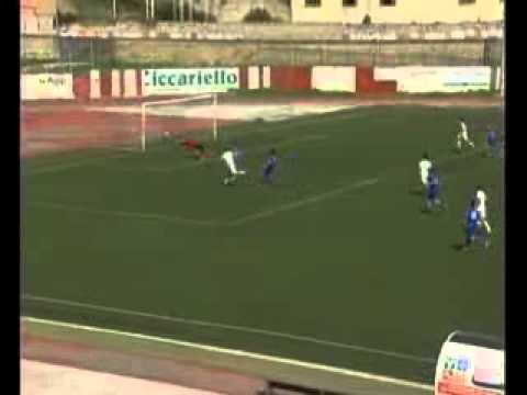 immagine di anteprima del video: Eccellenza: Gaeta vs Podgora Calcio 1950