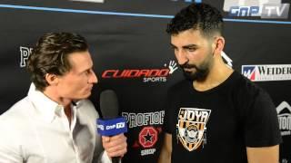 Night of the Champions 3: Muhammed Güler im Interview