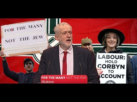 is Corbyn and labour anti Semitic