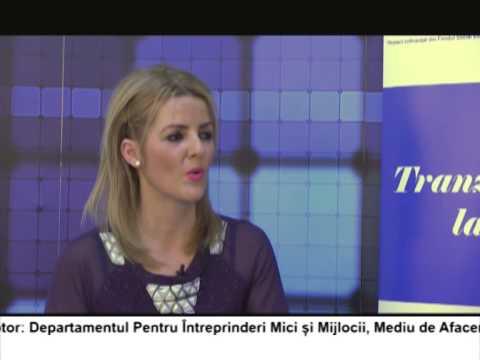 (VIDEO) Locuri de muncă pentru TINEri în București și regiunea Sud Vest – RADU GHINEA (E6)