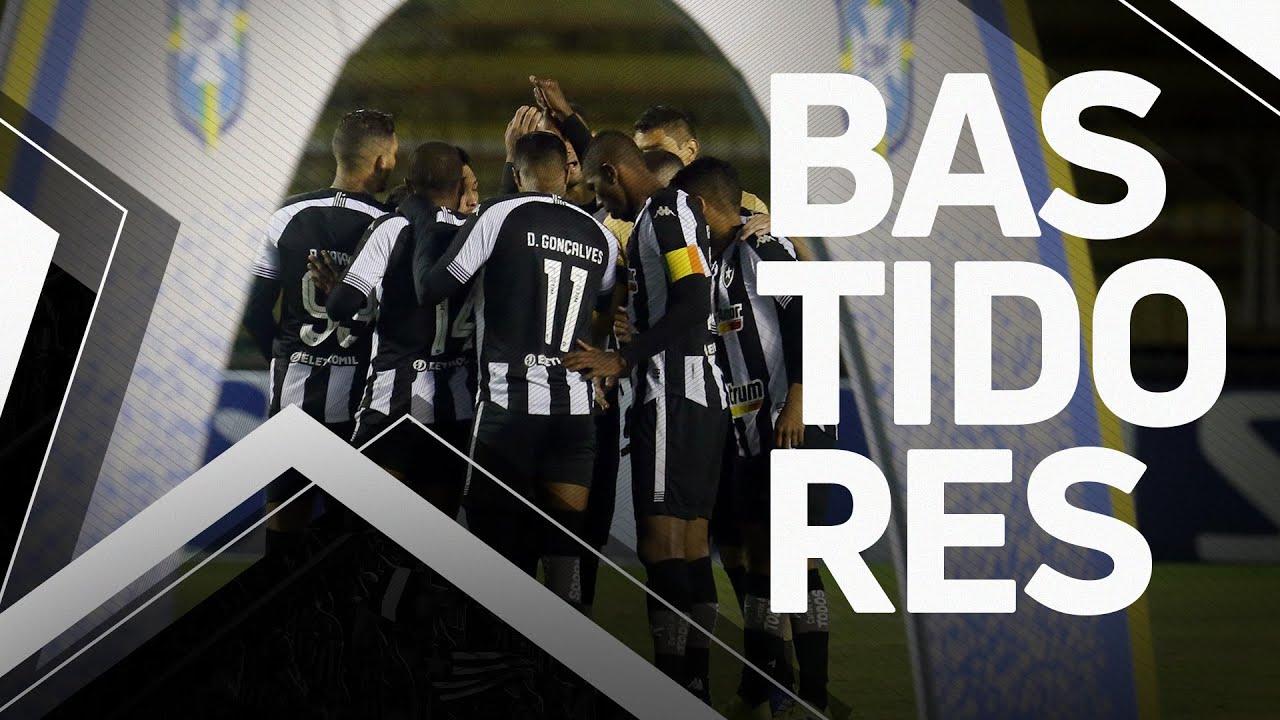 VÍDEO: Botafogo divulga bastidores do triunfo sobre o Vitória; Kanu dedica resultado ao staff