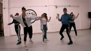 Usted Juan Magan - Dance Challenge - Choreography By Sonia Ebiole #ustedchallenge