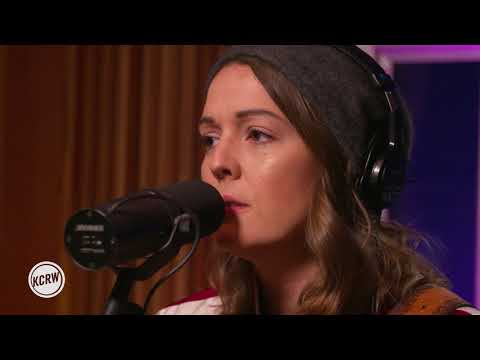 """Brandi Carlile performing """"The Mother"""" Live on KCRW"""