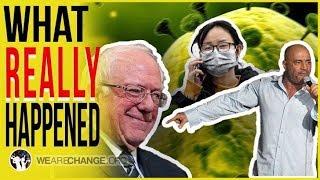 Whoa! Chinese Virus Is Spreading Fast! Is Joe Rogan A Bernie Sanders Bro?!