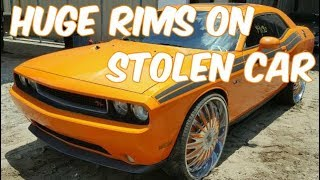 """Q&A: E55 AMG, Stolen Challenger with 26"""" RIMS, Total Loss Explained"""
