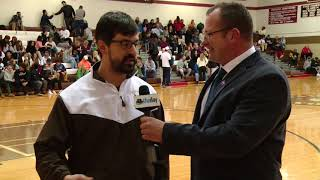 Interview with Stonington indoor track coach Ben Bowne