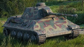 World of Tanks VK 30.01 (D) - 9 Kills 4,1K Damage