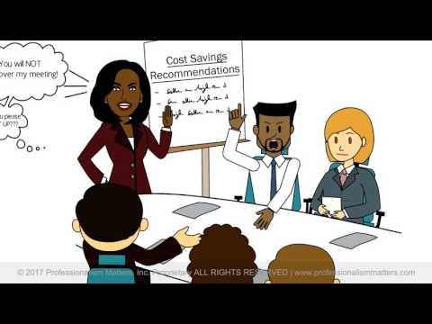 Facilitation Skills Training: Managing Difficult Meeting Personalities ...