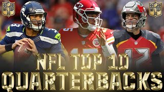 Top 10 Best Quarterbacks in the NFL 2020-21