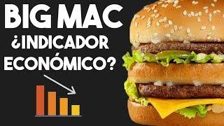 ¿Se Puede Medir la Economía con un BIG MAC? - Índice Big Mac