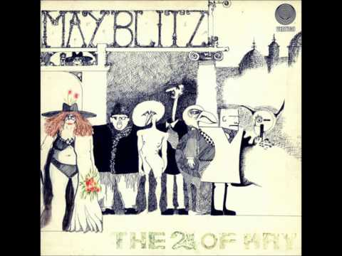 May Blitz - Honey Coloured Time