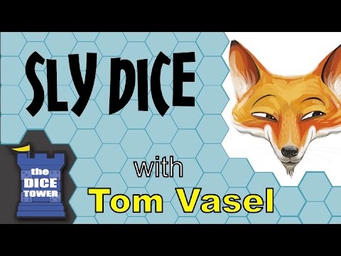 Dice Tower Reviews: Sly Dice