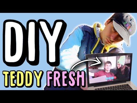 We DIY'd Teddy Fresh (feat. H3H3)