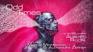 Video Alberto Rigoni // Odd Times (Album) [Teaser Trailer]