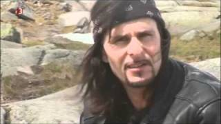 TV-Interview Mit Steve Lee Auf Dem Gotthard TEIL 1