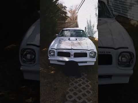 Video of '76 Firebird Trans Am - LKU5