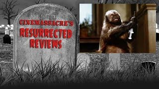 Monkey Shines (1988) Cinemassacre