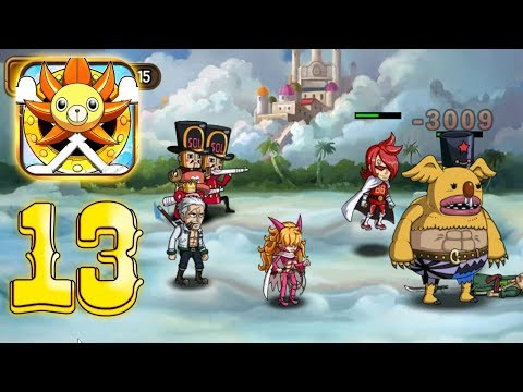 Sunny Pirates: Going Merry (One Piece) - Gameplay Walkthrough Part 13