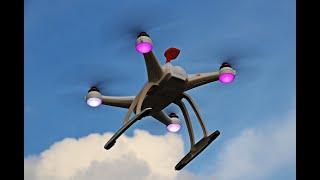 Drones For Multispectral Training Course - New Dji P4 Multispectral Drone - The Phantom Series Is