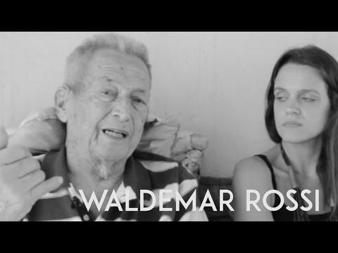 WALDEMAR ROSSI - No quintas resistentes do Núcleo Piratininga