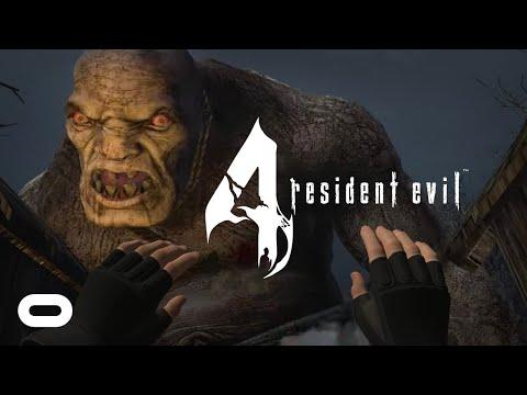 Resident Evil 4 VR : Evolution Trailer