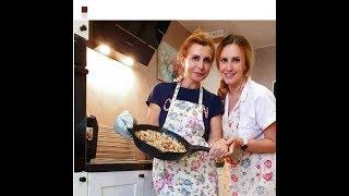 Ольга Гажиенко. Когда мама в гостях, значит будет очень вкусно ))