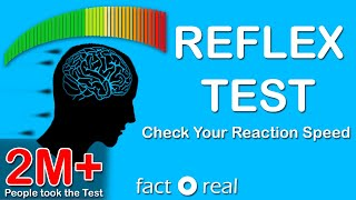 Reflex Test - Check your Reaction Speed || How fast you are?