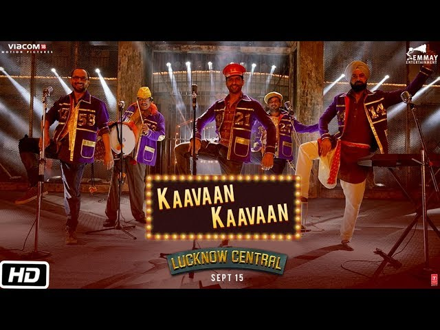 Kaavaan Kaavaan Video Song | Lucknow Central Movie Songs | Farhan Akhtar
