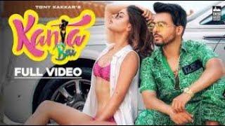 Kanta Bai Tony Kakkar (Official Video) - YouTube