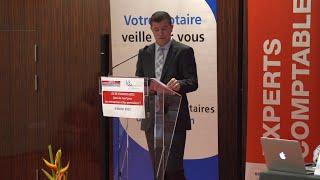 preview picture of video 'Loi de Finances 2015 - Conférence complète (La Réunion)'