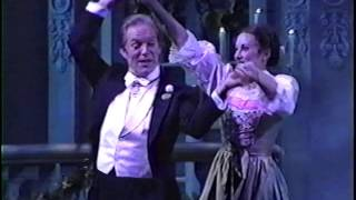 "LAURA BENANTI/RICHARD CHAMBERLAIN: ""The Laendler"" B'way '99"